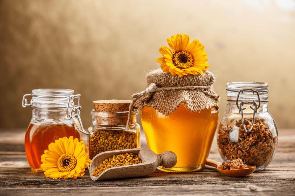 Produse apicole direct de la producator