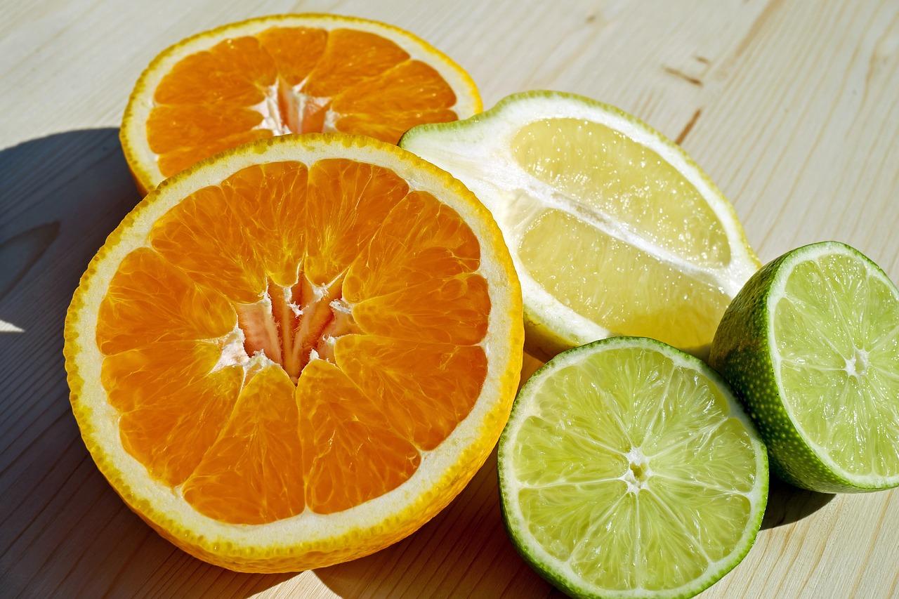 citrice bogate in vitamina c
